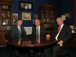 Chuck Baldwin, Ron Paul, Darrell Castle 2008 Presidential Election