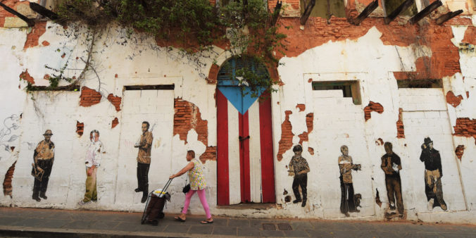 OLD SAN JUAN, PUERTO RICO - (Photo by Matt McClain/ The Washington Post via Getty Images)