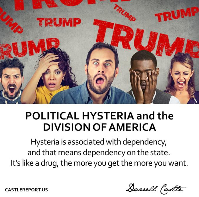 Impeachment Hysteria