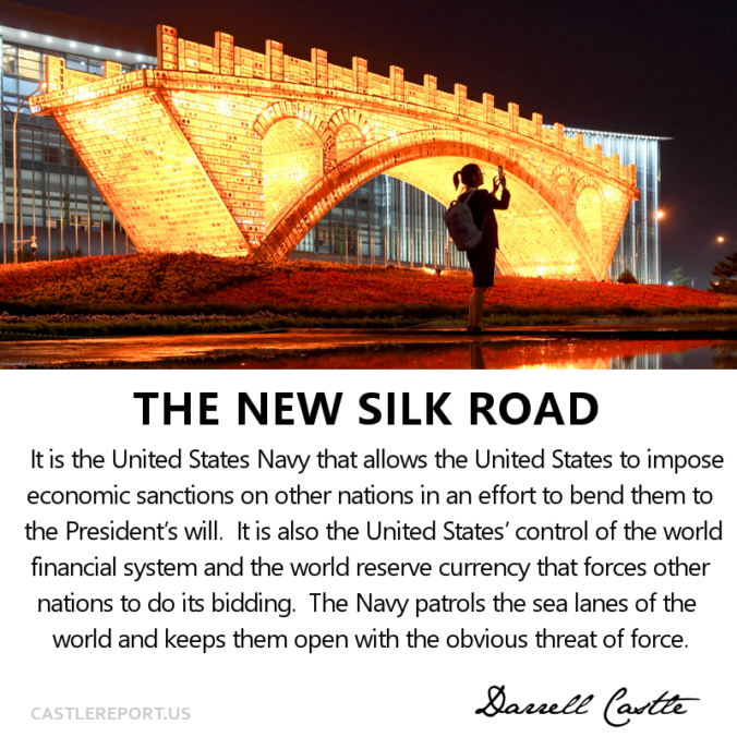 The United States Navy and the New Silk Road - The Castle Report