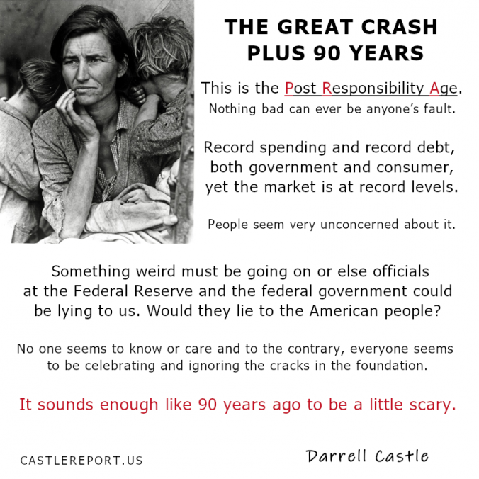 Castle Report - November 1, 2019